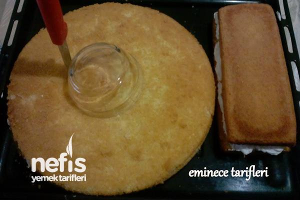 2 Şeklinde Pasta Yapımı 2