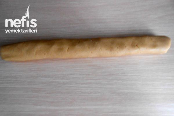 Ağızda Dağılan Pastane Un Kurabiyesi 1