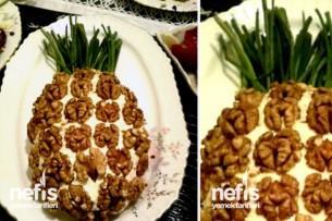 Ananas Görünümlü Salata Tarifi