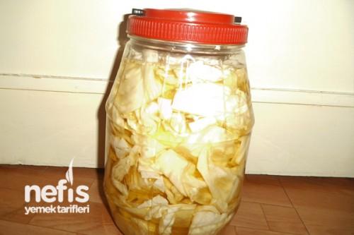 Can kışın lahana turşusu: yemek tarifleri