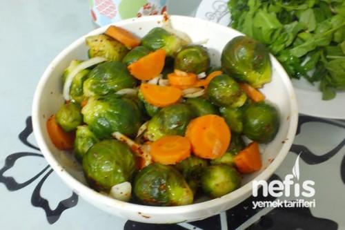 Brüksel Lahanası Salatası Tarifi Videosu 87