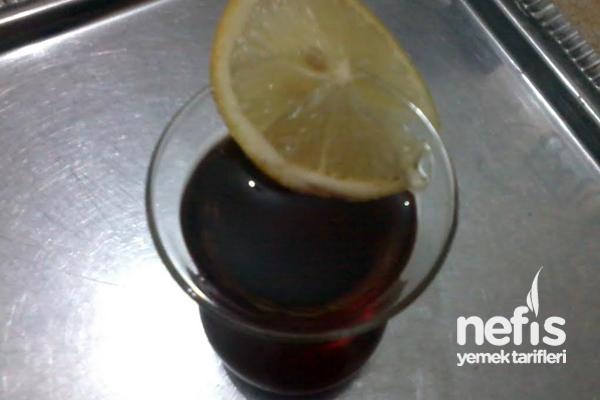 C Vitamini Çayı Tarifi