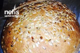 Çekirdekli Kepek Ekmeği Tarifi