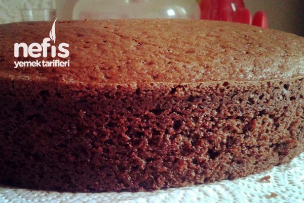 Çikolatalı Muzlu Pasta Tarifi 1