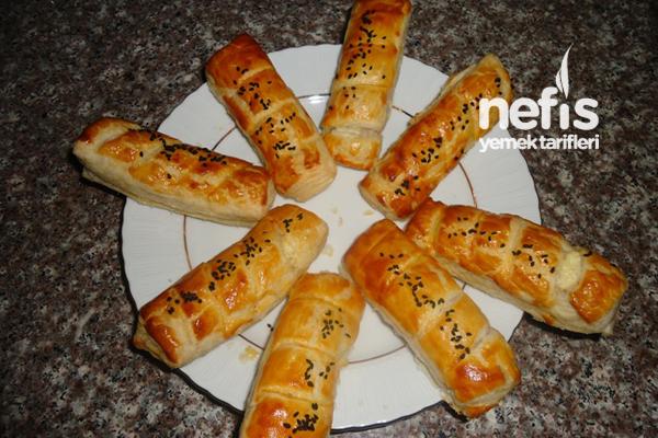 Çizik Milföy Böreği Tarifi