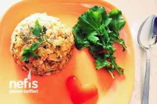 Diyet Patates Kavurması Tarifi