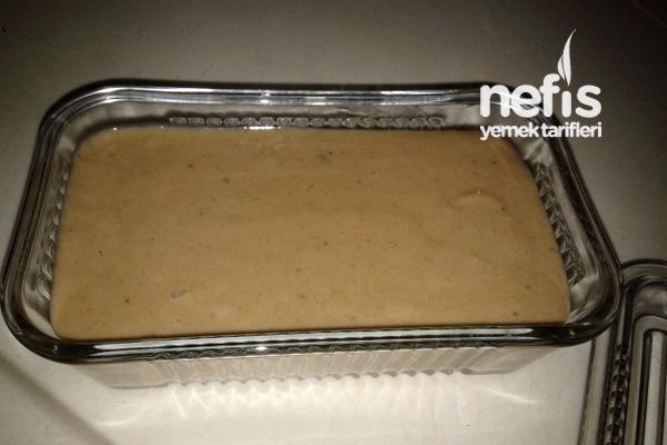 Fıstıklı Çikolata Soslu Dondurma