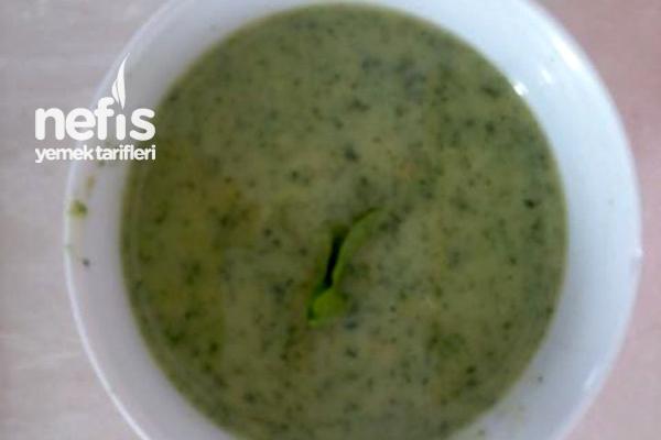 Ispanak Çorbası (bebekler için) Tarifi
