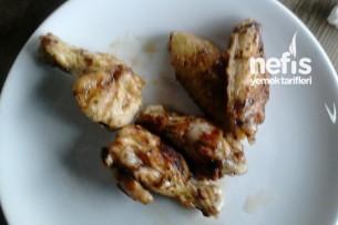 Izgara Tavuk Kanat ( Mangal Tadında) Tarifi