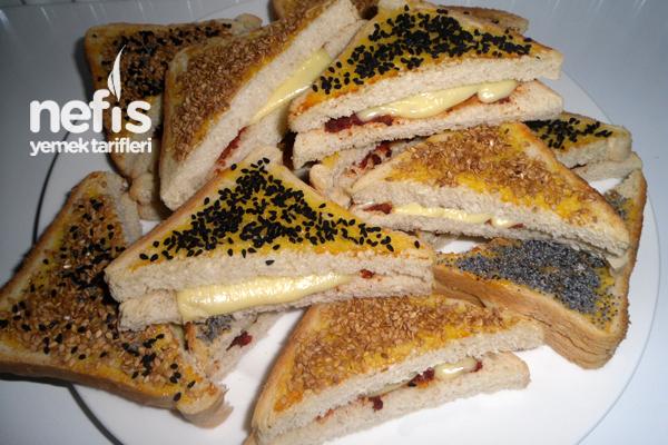 Kahvaltılık Çıtır Ekmek  Tarifi