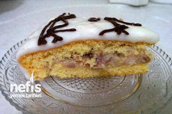 Kestaneli Krema Sos ve Pastası Tarifi