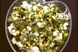Kış Salatası Yapılışı Tarifi