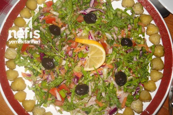 Kolay Salata Tarifi