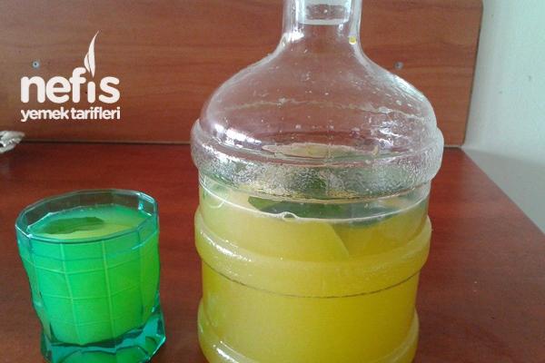 Limonata Yapımı Tarifi