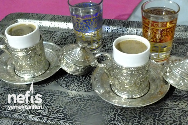 Menengiç Kahvesi (videolu) Tarifi