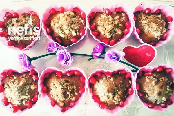 Meyve Sulu Diyet Muffin 3