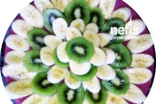 Meyve Tabağı Yapılışı Tarifi