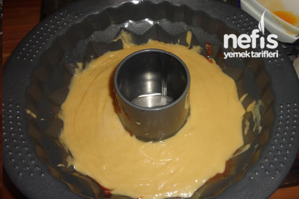Nutellalı Kek 3