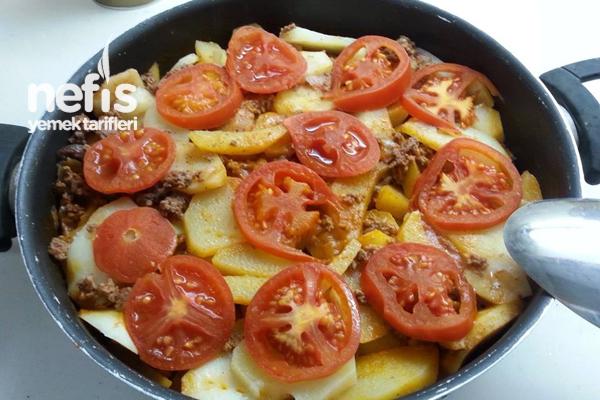 Patates Oturtması Yapımı 7