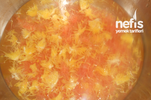 Portakallı Greyfurt Reçeli 1