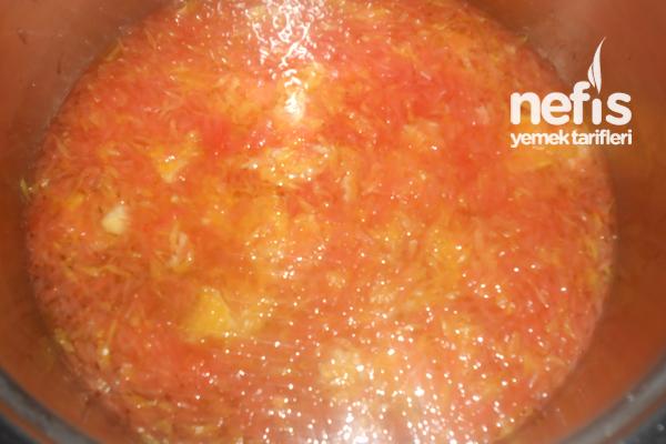 Portakallı Greyfurt Reçeli 3