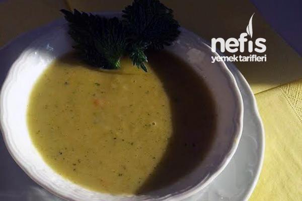 Sebze Çorbası (Bebekler İçin) Tarifi