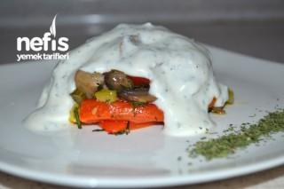 Sebzeli Salatası Tarifi