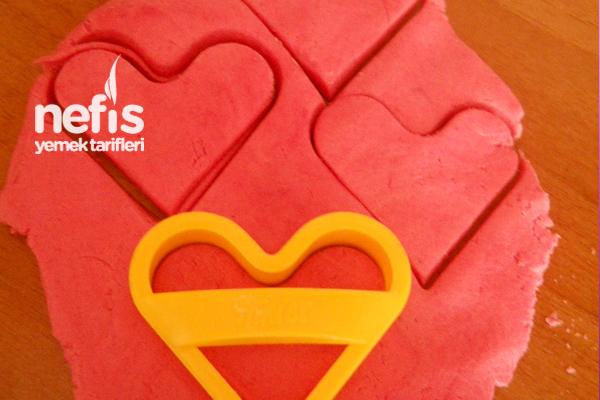 Sevgililer Günü Kurabiyesi Yapımı 3