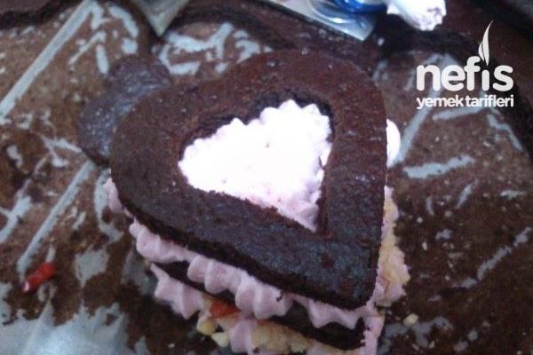 Sevgililer Günü Pastaları 4