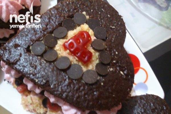 Sevgililer Günü Pastaları 5