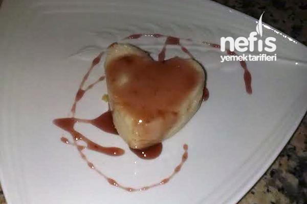 Sevgililer Günü Tatlısı Tarifi