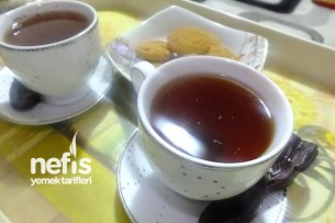Siyah Kış Çayı Tarifi