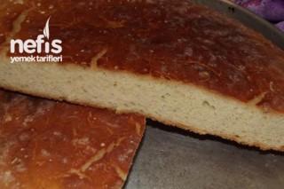 Tepsi Ekmeği ( Çörek ) Yapımı Tarifi