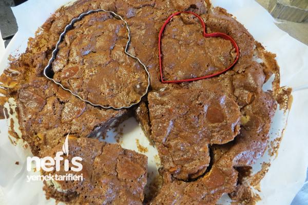 Unsuz Pasta - Çikolatali Kalpler 4