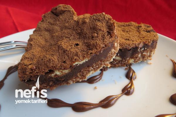 Unsuz Pasta - Çikolatali Kalpler 5