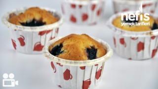 Vişneli Muffin Nasıl Yapılır?