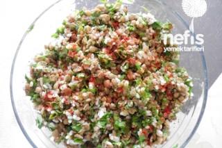 Yeşil Mercimek Salatası Yapılışı Tarifi