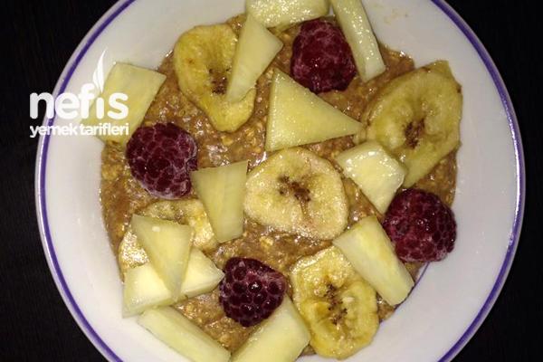 Yulaf Lapası ( Porridge) Tarifi