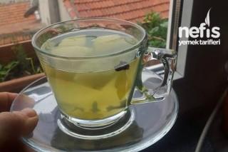 Ballı Zerdeçallı Elma Çayı (Kompostosu) Tarifi
