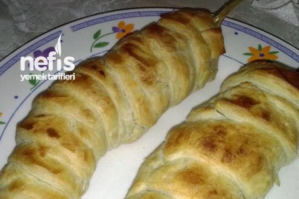 Biberli Milföy Börek