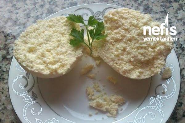 Bozulan Sütten Lor Peyniri Yapımı 1