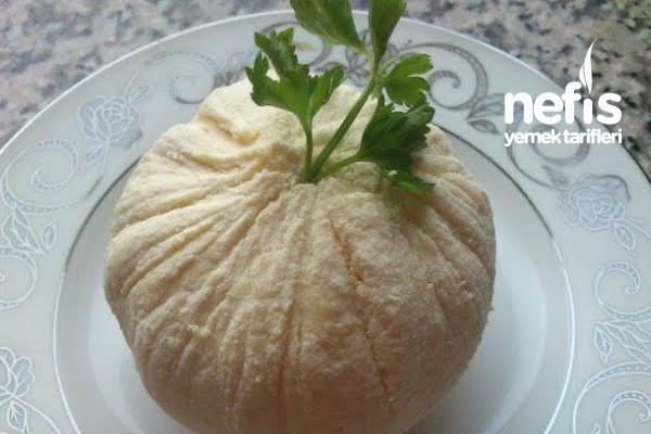 Bozulan Sütten Lor Peyniri Yapımı Tarifi