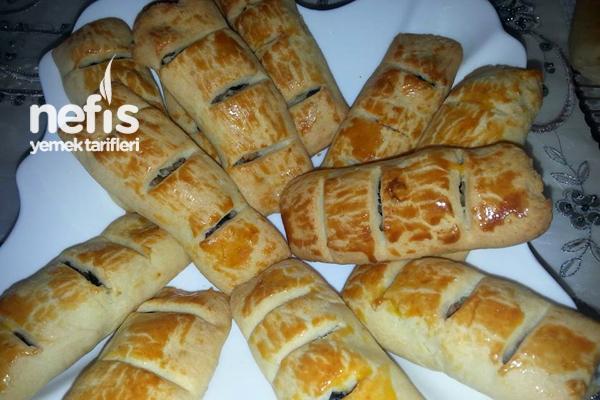 Cevizli Çörek Yapımı Tarifi
