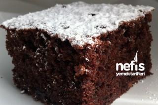 Çikolata Parçalı Pamuk Kek Tarifi