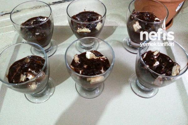 Çikolata Soslu Cup Tarifi