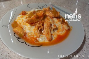Döğme Tavuk Tarifi