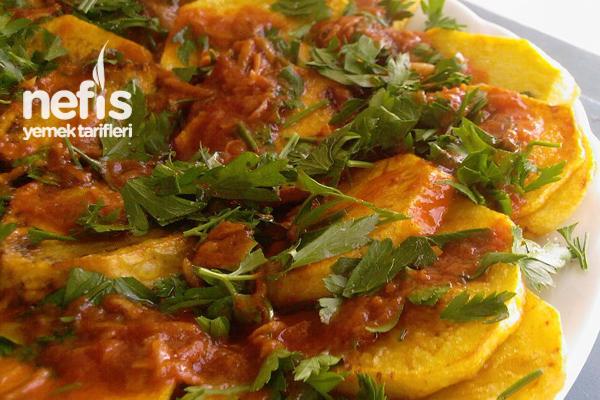 Ekşili Patates Tarifi
