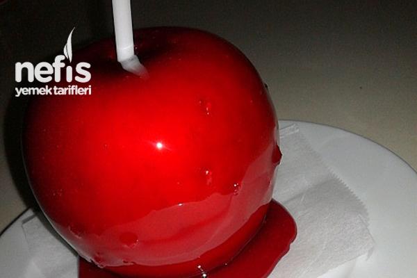 Elma Şekeri Yapılışı Tarifi