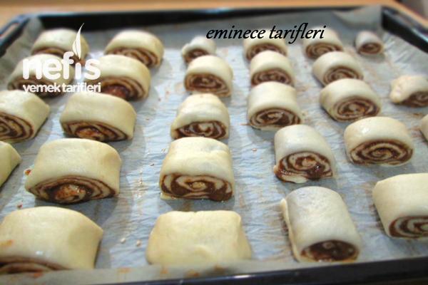 Haşhaşlı Rulo Çörek 4