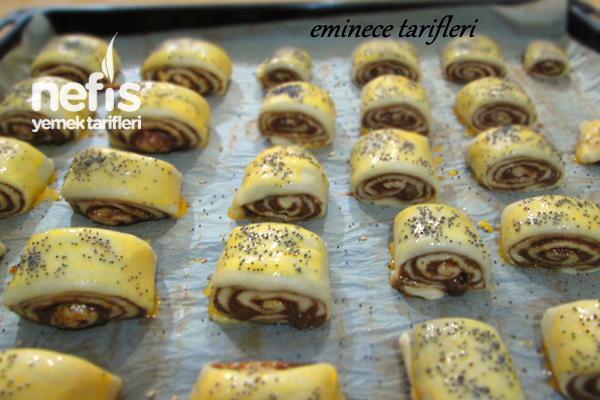 Haşhaşlı Rulo Çörek 5